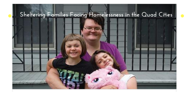 HMHI Homeless family