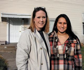 Trish and daughter