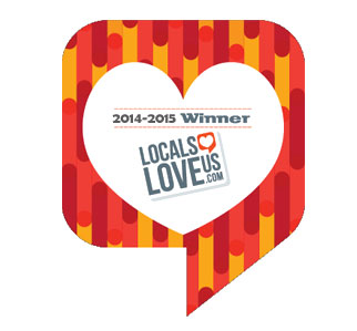 Locals Love Us logo
