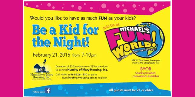 Michael's Fun World Nite