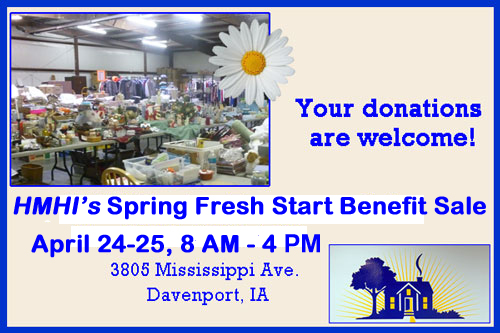 Fresh Start Sale For Spring 2015 April 24 Amp 25 8am To 4pm