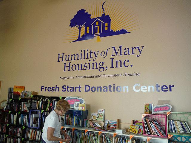 Fresh Start Donation Center