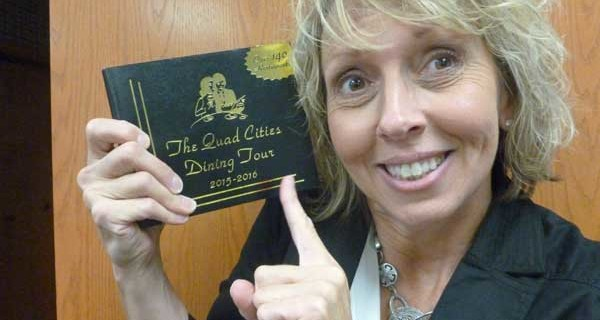 Quad City Dining Tour Book Offers Great Deal