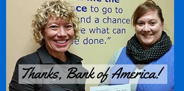 Bank of America awards grant to HMHI's housing program