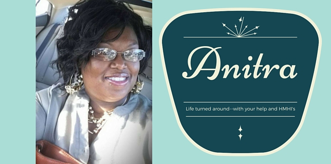 HMHI Changed Anitra's Life: Her Story