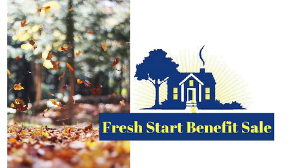 Fall Fresh Start Sale