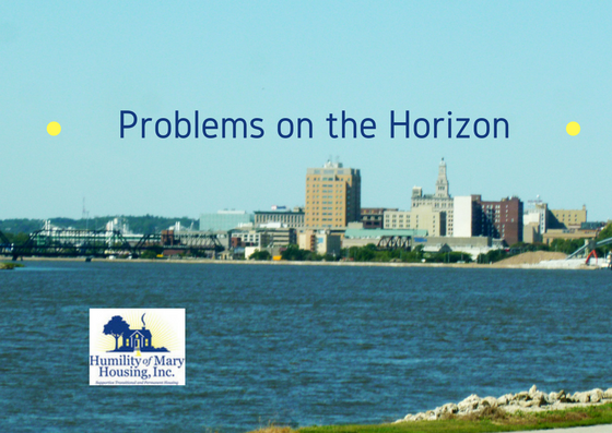 Problems on horizon for QCA
