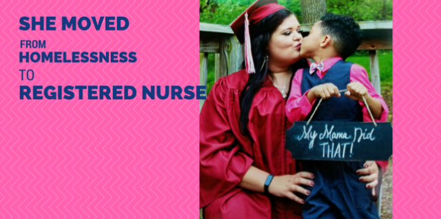 Moving from Homelessness to Registered Nurse in the Quad Cities