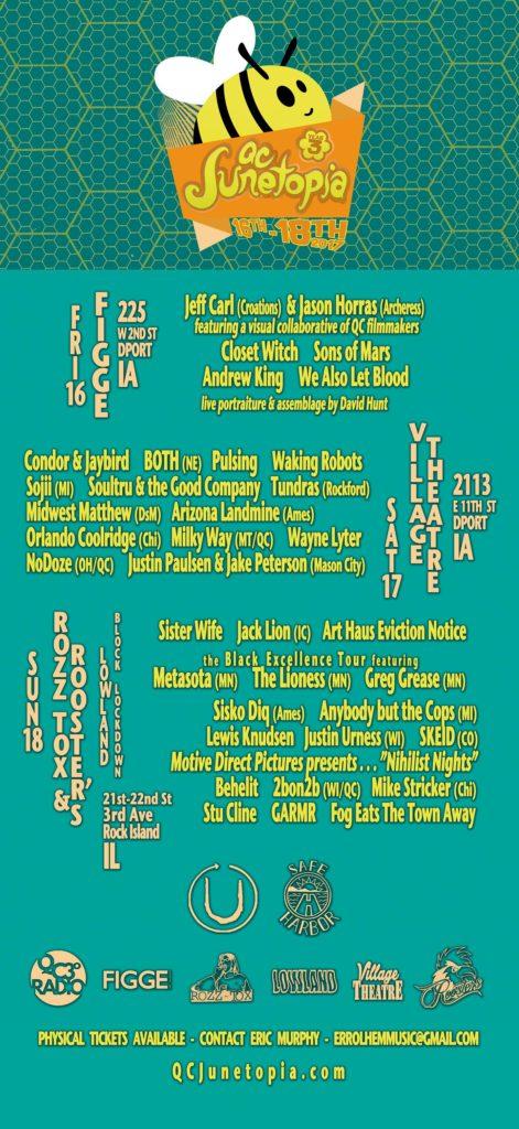 qc junetopia 3 poster